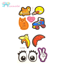 MY022 3D Puffy Bubble Stickers Cartoon Prinses kat Waterpoof <span class=keywords><strong>DIY</strong></span> baby <span class=keywords><strong>Speelgoed</strong></span>