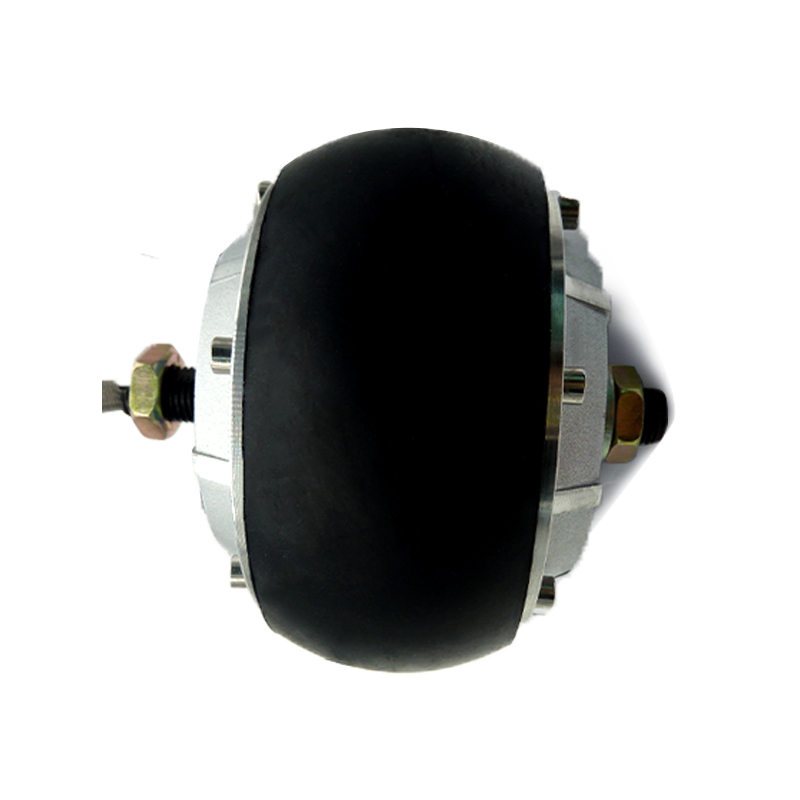 4 5 Inch 24v 200w Double Shaft Encoder Electric Wheel Bldc Drive Unit Motor  For Agv - Buy Bldc Motor Drive Unit,Electric Wheel Motor,Motor For Agv