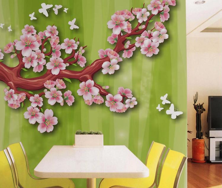 Download 97 Gambar Bunga Sakura Dari Kertas Paling Cantik