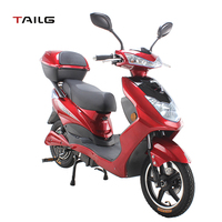 TAILG 500W 48V/20Ah motor scooter moped scooter electric scooter with pedals