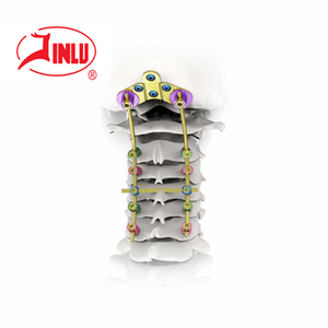 JINLU High quality Anatomical design KCO posterior cervical vertebra System,cervical internal fixation,spinal cervical implant.