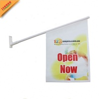 Good Quality Logo Printed Wall Promotional Flag