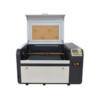 Laser carving machine 4060 engraving wood craft laser cutter