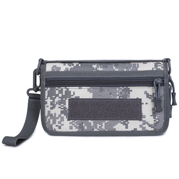 New style military travel smooth operation wallet bag