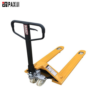 1 T A Mano Standard di pallet camion 2ton A Mano Idraulico transpallet 3ton straddle Manuale Pallet Jack 5 T WALKIE STACKER carrello elevatore