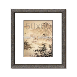 50x60 antique embossed photo wall frame photo
