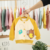 YY10094A Korean style letter printed design 두 양 옆 착용 baby boys 털 jacket