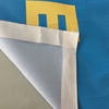 Mesh vinyl banner printed shade cloth