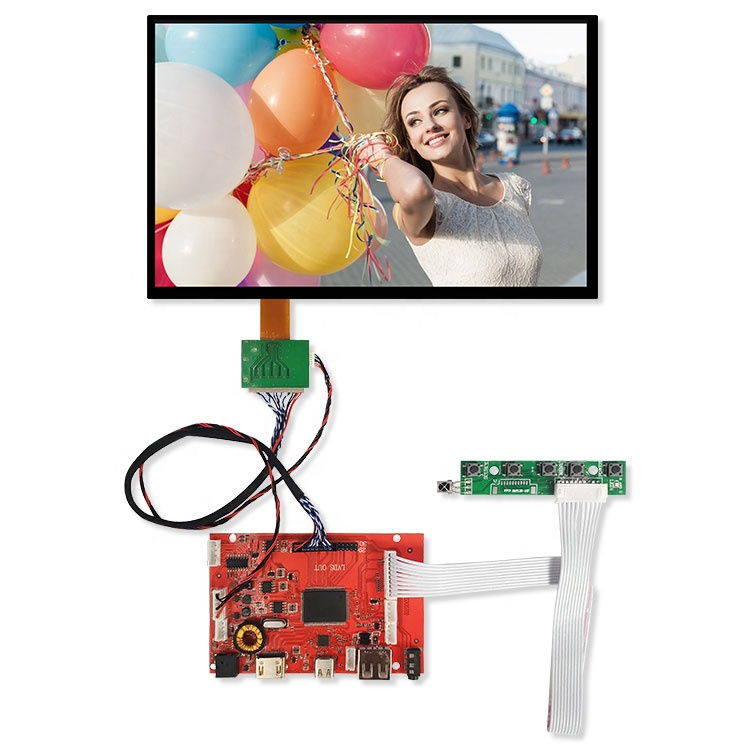 hdmi to lvds controller wxga lcd board speaker ips display N101ICG-L21 Rev.A1 laptop and tablet 10.1 inch 1280x800 lcd screen