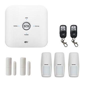 2019 Smart Home Tuya Security Alarm System Wifi Gsm Diy