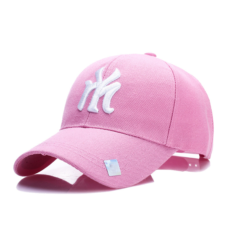 Factory Wholesale Available High Quality Embroidered Promotion Young Girl Lady Sports <strong>Hats</strong> and Women Custom Cotton Baseball Cap