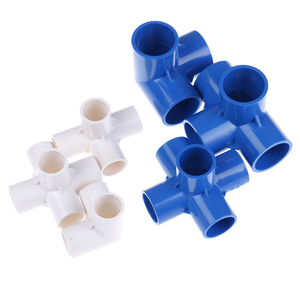 Sanitary Tee ASTM D 2665 Standard Plumbing Materials PVC DWV Pipe Fitting