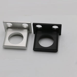 High Precision Aluminum Profile Customized Processing Accessories CNC milling machining gobo holder