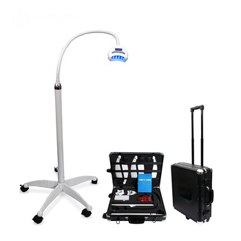 2019 Wholesale Dental Spa Mobile LED Cold Light System Lamp Teeth Whitening Machine