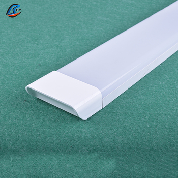 IP65 saving enenrgy slim led liner/batten light fixture with sensor