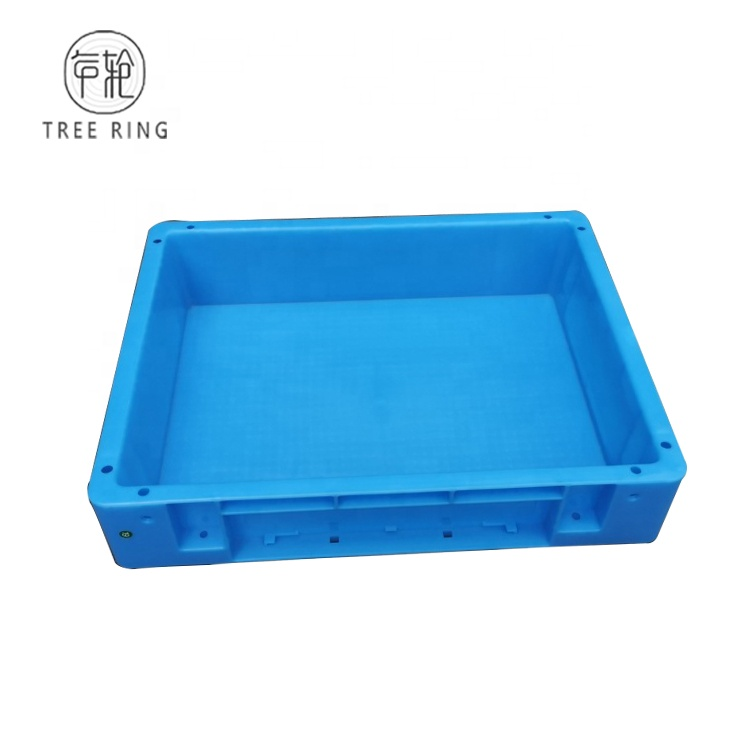 Heavy Duty Polypropylene Construction Storage straight wall container 400-300 for sale