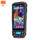 BAOXING UHF RFID1D Laser Scanner/ 2D CMOS barcode scanner android pda pos device tablet pc