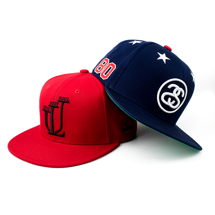 3d puff embroidery <strong>hat</strong> 3d puff embroidered snapback caps, custom embroidery your logo snapback <strong>hat</strong> with printing brim