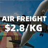 Cheapest fast air freight cargo express post shipping door to door China to USA Canada UK Spain Amazon FBA shipping
