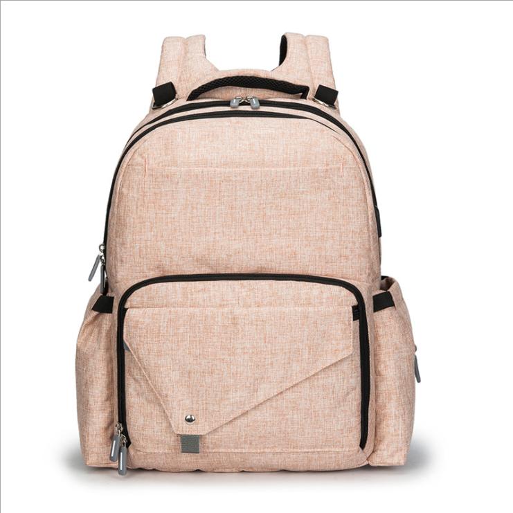 251ef64821b72 Neue windel caddy veranstalter mama baby windel mode mutterschaft tasche  für krankenhaus rucksack