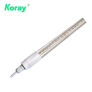 Koray high efficiency waterproof seed germination growth high CRI 97 T8 LED plant growth grow light lamp tube