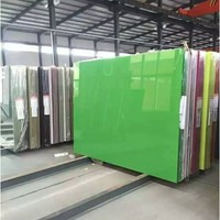 3mm-19mm decorative tinted painted glass screen glass for furniture