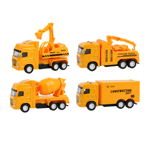 Mini Vehicle Construction Toy Custom Die Cast Diecast Truck Model