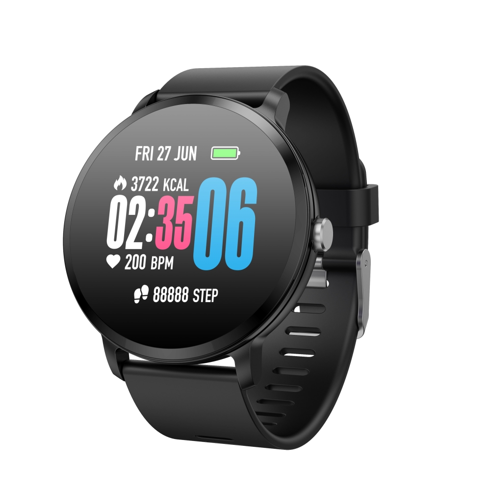 V11 Sport Impermeabile Orologio Intelligente 2019 Heart Rate Monitor Per IOS Android Phone