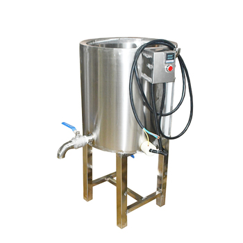 Electric Stainless Steel 110lb Praffin Wax Melting Machine for Candle Making Guangdong