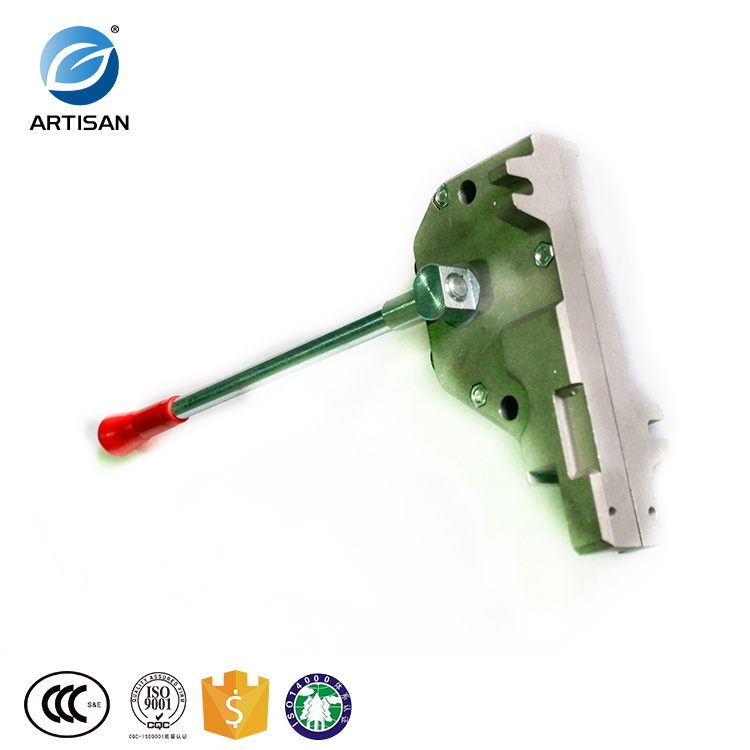 Multiple parallel Agricultural machinery parts tractor harvester push-pull cable controller