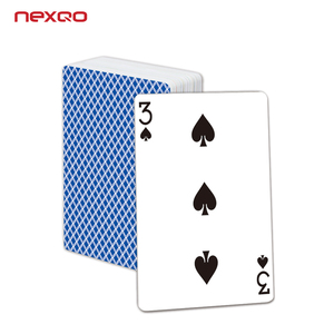 In a Bulk Low Price Customized PVC RFID Poker Card,NFC Playing Cards