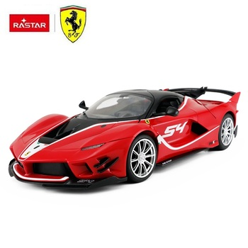 RASTAR trending new vehicle product ferrari rc car toys for boy/girl