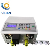 Electric automatic cable copper wire stripper cutter machine