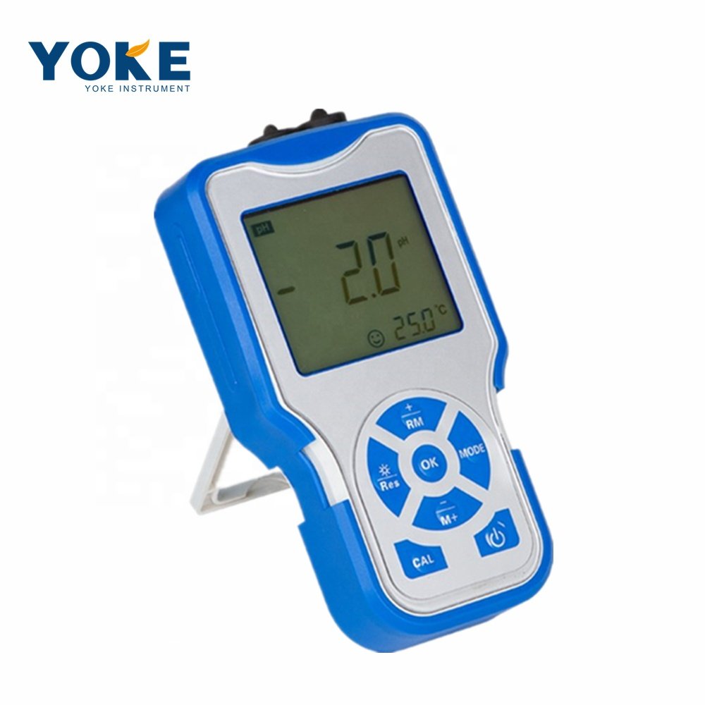P6 Series Portable pH/EC/DO/Ion Meter,Water Quality Analysis Meter