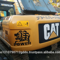 Used CAT 320 Excavator hot sale , Excavator Caterpillar CAT 320D with high quality in Shanghai China