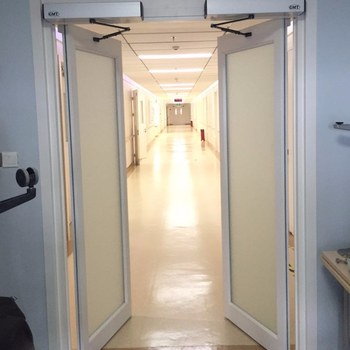 Pintu Swing Otomatis (double Pembukaan) - Buy Pintu Swing Otomatis,Swing  Door,Pintu Untuk Komersial Product on Alibaba.com