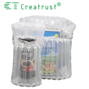 Air Column Bag Protective Package Inflatable Wrap Pack Bubble Bag For Laptop Cushion Packaging Material