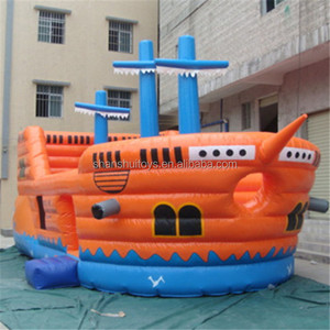 carnival games Kids inflatable trampoline slide outdoor inflatable toys jumping castles combo amusement park for sale