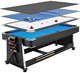 Cheap Price for Pool Table/Billiard Pool Table 4 in 1 sprin around pool table with air hockey table,tennis table,dinning table