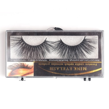Christmas Makeup Product Dramatic 25 MM Siberian Mink Lashes Own Brand Eyelashes Vendor