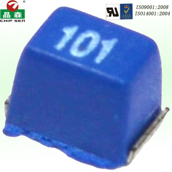Chipsen  inductor 100mh SMD Power Choke Inductor for led lighting customized are accept