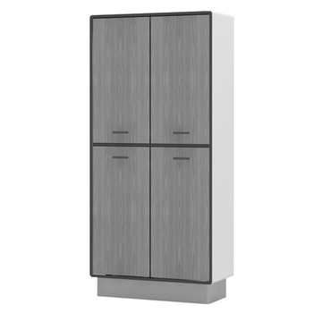 Hot Sale 4 drawer Combination lateral Wood storage Office File Cabinet
