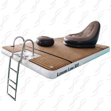 Leisure Land 322 water <span class=keywords><strong>mat</strong></span> voor lake floating dock voor jet boot