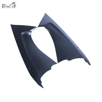 Factory Price Motorcycle Left Right Air Duct Tube Cover Fairing For YZF R6 06-07