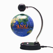 Promotional Birthday Globe Souvenir Gifts/Magic Maglev Suspension Turning Earth Globe W8008