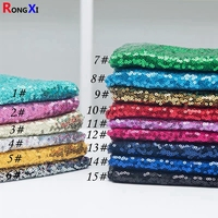 RXF0725 Sequin Mesh 3mm silver sequin fabric