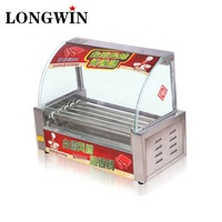 Snack Food Vending Automatic Hot Dog Maker/Best-Selling Hot Dog Sausage Machine