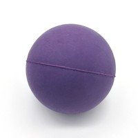 Most Popular High Quality 100% Natural Soft Rubber Ball Large Solid Rubber Ball