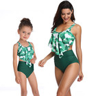 In Stock Hot Spring Bikini Swimwear High Quality Mum Kids Family Swimsuit Bathing Swimwear