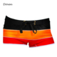 Mens Cotton Plain 100 Polyester Sublimation Heart Satin Men Custom Elastic Boxer Shorts